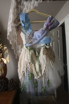 a.b.daisy: DIY FAIRY COSTUME