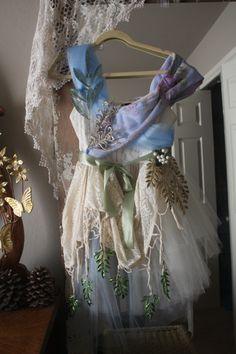 a.b.daisy: DIY FAIRY COSTUME