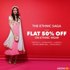 ethnic wear banner ad jabong - Google Search