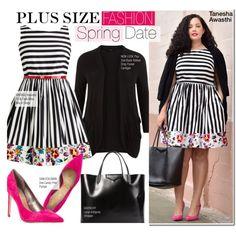 Plus Size Fashion- Spring Date