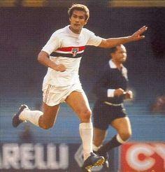 Pedro Rocha of Sao Paulo & Uruguay in 1977.