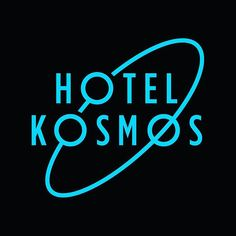 "#Logotype for ""Hotel Kosmos"" by Club111"