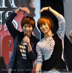 SHINee - Onew & Taemin <3