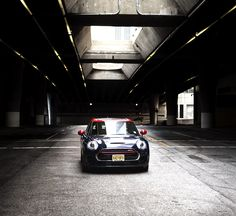 The light shines a little brighter on a #JohnCooperWorks. Well, it certainly feels that way. #Clubman