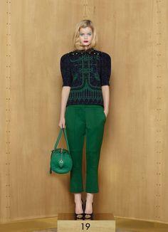 Coleção Prefall 2012 Louis Vuitton