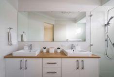 Modus Property  353 Sevenoaks St, Cannington WA 6107 1300 136 384 Bathroom Renovations Perth, Large Shower, Big Windows, Cabinet Makers, Double Vanity, Tub, Layout, Galleries, Home