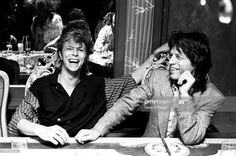 Mick Jagger Young, Gangsta Rap, David Bowie Pictures, Moonage Daydream, Hip Hop, Interview, Life Photo, Glam Rock, Celebs