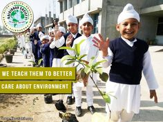 Instilling Care About Environment right From Childhood Days - www.barusahib.org