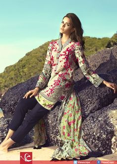 Sapphire Lawn Eid Collection 2015