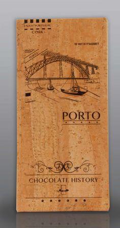 Porto  | Chocolate Negro 48% Cacau 125 g