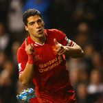 Luis Suarez happy with 5-0 win over Tottenham after captaining Liverpool for the first time