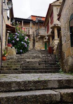 Combarro (Pontevedra)   Sitios de España