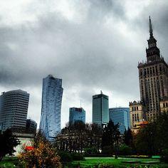 Warszawa in Województwo mazowieckie