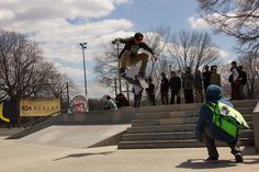 """Technical Talents! Kevin Braun's """"Exeter"""" Skate Video"""