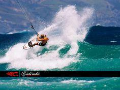 #kiteboarding   #cabrinha
