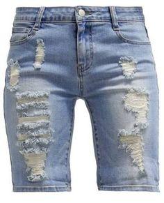Sparkz Sesil Short Vaquero Blue Denim shorts ropa vaquero Sparkz short Sesil Denim Blue Noe.Moda