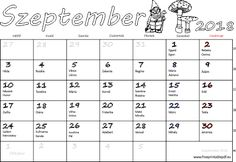 naptár 203 Kalendář k vytisknutí pro děti do barvy duben 2017 | Zajímavé  naptár 203