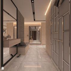 Mieszkanie w Maladze - Hol / przedpokój, styl nowoczesny - zdjęcie od LIVING BOX