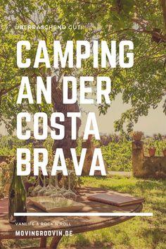 Diese Campingplätze an der Costa Brava haben wir auf unserer Reise besucht: Camping Bassegoda Park // Càmping Illa Mateua // Camping Les Medes // Camping Int. Calonge // Camping St. Pol.
