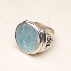 calypso mother of pearl ring $89.96 willowhouse.com