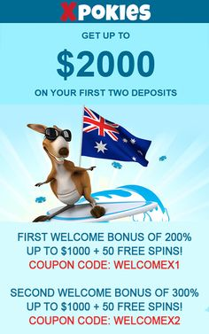 The two welcome bonuses are divided thusly: - First Welcome Bonus of 200% up to $1000 + 50 Free Spins! Coupon Code: WELCOMEX1 - Second Welcome Bonus of 300% up to $1000 + 50 Free Spins! Coupon Code: WELCOMEX2 The minimum deposit amount is $20.  #australiancasinos #casinobonuscodes #bonuscodes #freebonus #freespins #auscasino #couponcodes First Second, Casino Bonus, Online Casino, Reign, Coupon Codes, Spinning, Coupons, Coding, Free