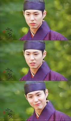 Moonlight Drawn By Clouds - Park Bogum