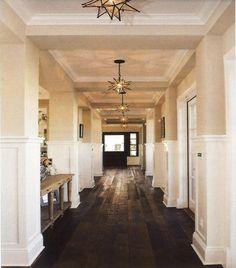 the hardwood floor is reclaimed oak from a pre-1900iowa barn