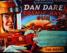 Dan Dare..anything with Tri-Beam is butt-kicking!