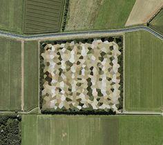 "Mishka Henner ""NATO Storage Annex, Coevorden"" from the ""Dutch Landscapes"" series (2011)"