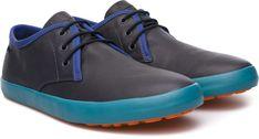 Camper Pursuit Azul Zapatos casual Hombre K100008-005