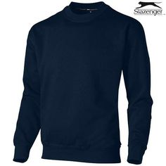 Slazenger Sweaters Promotional Clothing, Quick Quotes, Corporate Gifts, Sweatshirts, Long Sleeve, Sweaters, Mens Tops, How To Wear, Clothes