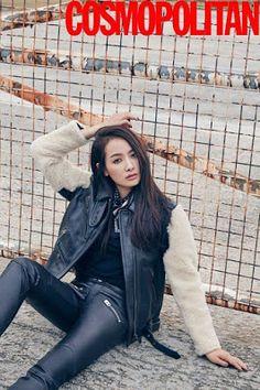 Victoria Song f(x) Cosmopolitan December 2015