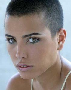 13 streichholzkurze Frisuren für einen frischen winterlichen Look! - Neue Frisur