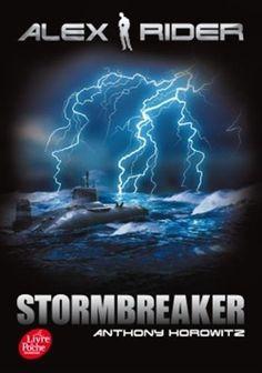 Alex Rider - Tome 1 - Stormbreaker (Coll.Réf.) - Version sans jaquette - Anthony Horowitz, Phil Schramm, Annick Le Goyat - Livres