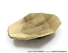 Designed by Antonio Pio Saracino for the MAXXI Museum of Contemporary Art, Rome.