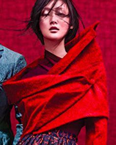 Romeo Gigli couture 2012