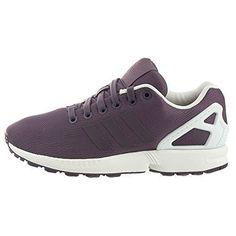 adidas, Damen Stiefel & Stiefeletten , Violett - violett - Größe: 37 1/3 - http://on-line-kaufen.de/adidas/37-1-3-eu-adidas-zx-flux-af6323-damen-sneaker-eu-36
