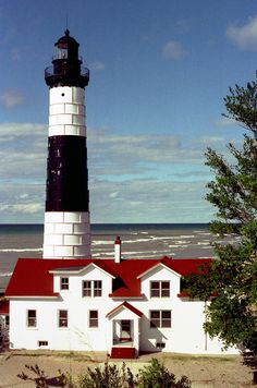 Big Sable Point Lighthouse | by Rick Lanting