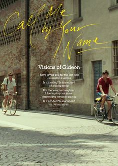 / call me by your name Cinema Posters, Film Posters, Por Tras Das Cameras, Name Wallpaper, Timmy T, Name Calling, I Call You, Film Aesthetic, Northern Italy