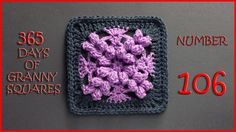 365 Days of Granny Squares Number 106