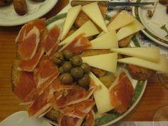 Comida Mallorquina: Pa amb oli !!  #Mallorca