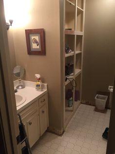 """Christina's """"Fun and Light"""" DIY Bathroom Makeover — Makeover"""