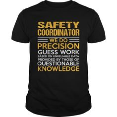 SAFETY COORDINATOR T-Shirts, Hoodies. Check Price Now ==►…