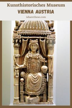 Ancient Rome, Ancient Greece, History Museum, Art History, Wachau Valley, European Travel Tips, Egyptian Mummies, Pyramids Of Giza, Austria Travel