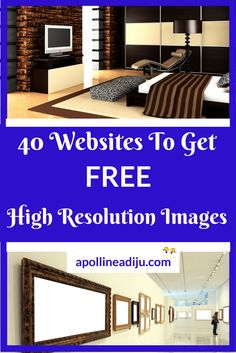 40 Best Websites To Get Free High Resolution Images