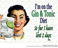Manual de un buen vividor » Un gin tonic, por favor