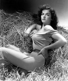 Cross Your Heart, Boys! Jane Russell RIP