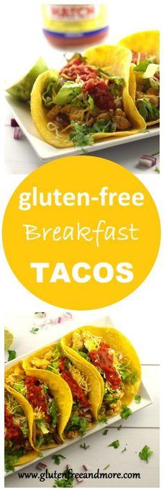 HATCH Gluten-Free Breakfast Tacos