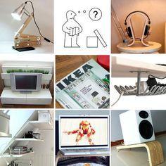 IKEA Lovin': The Best Of IKEA Tech Hacking & DIY