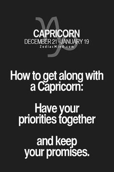 Yep or my respect and loyalty is lost Capricorn Lover, All About Capricorn, Capricorn Facts, Capricorn Quotes, Zodiac Signs Capricorn, Libra Love, Capricorn And Aquarius, Zodiac Sign Facts, My Zodiac Sign
